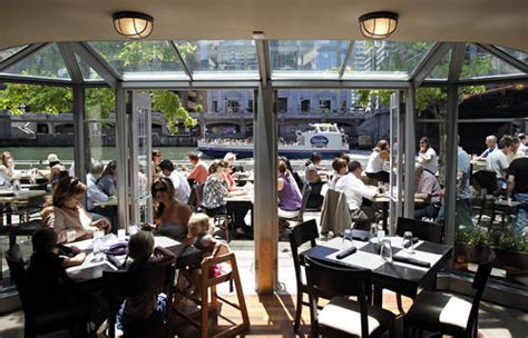bridge house tavern melhores restaurantes e bares ao ar livre em chicago