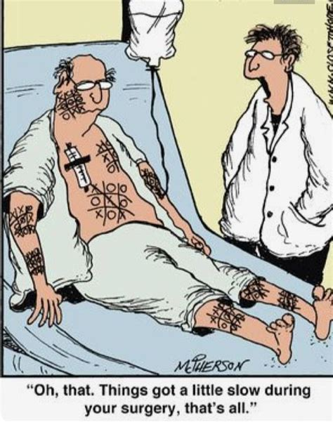 Waiting For Surgery Meme