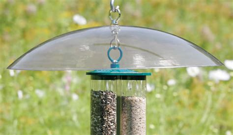 duncraft com 20 quot clear squirrel baffle