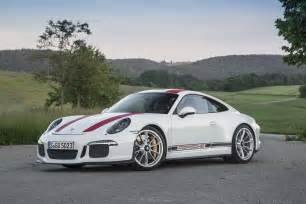 Pictures Of Porsches 2016 Porsche 911 R Drive Review Motor Trend