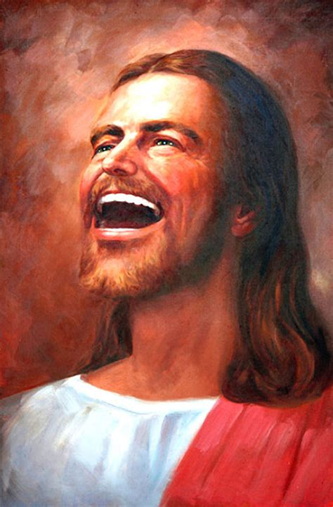 Laughing Jesus Meme - pictures of jesus images showing the beauty of christ