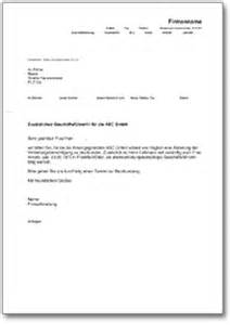 Musterbrief Einer Bestellung Musterbrief An Einen Notar De Musterbrief