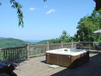 Boone Cabin Rentals With Tub by Carolina Cabins Mountain Vacation Rentals And