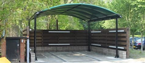 cer awning cover cantilever structures ideal for commercial car parking as