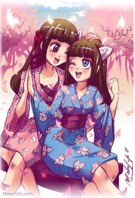 imagenes anime kimono images manga kimono