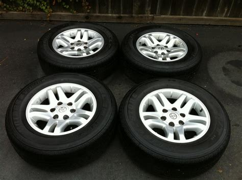 Toyota Truck Wheels Tires And Rims Toyota Tires And Rims
