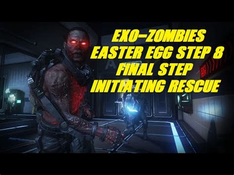 exo zombies easter egg cod aw exo zombies outbreak easter egg final