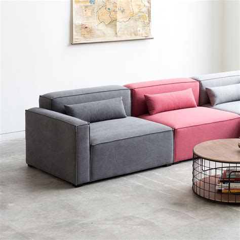 sofa modular new furniture arrivals mix modular collection from gus