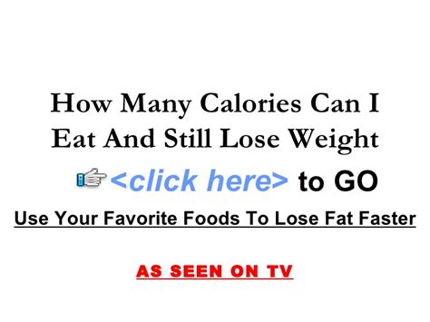 Can I Lose Weight By In Room by How Many Calories Can I Eat And Still Lose Weight