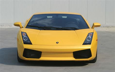 lamborghini front view 2003 lamborghini gallardo front view photo 6