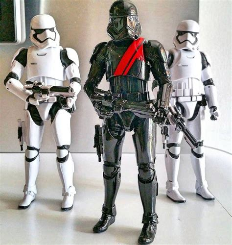 Soft Black Series By Order stunner of a six inch black series wars order elite stormtrooper custom via http