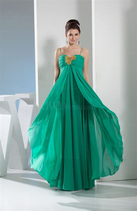 Sleeveless A Line Chiffon Dress a line sweetheart sleeveless zip up chiffon prom