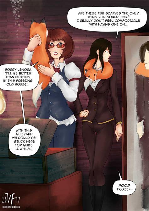 [witchfiend] Fox Fur fusion Hentai Online Porn Manga And Doujinshi