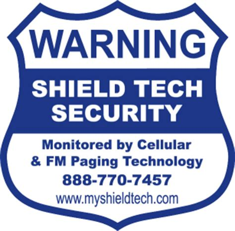 shield tech security