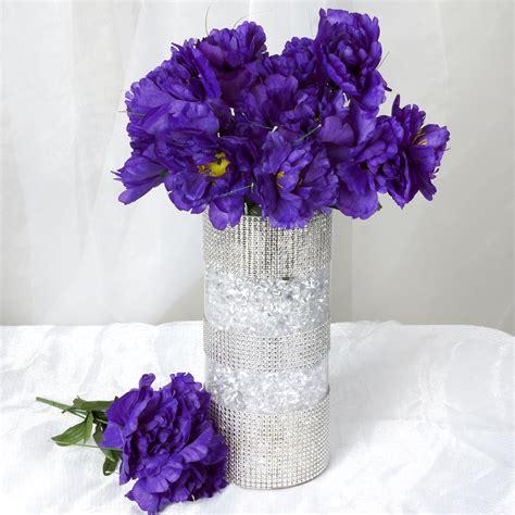 efavormart 60 pcs artificial peony flowers for diy wedding