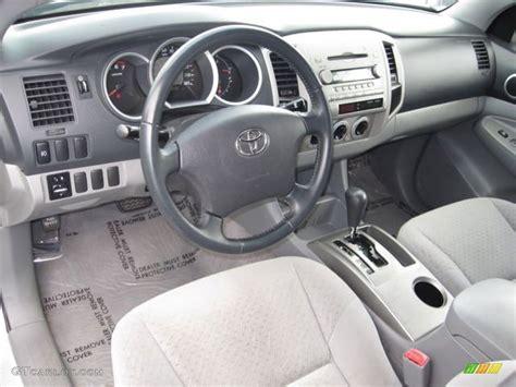 2005 Tacoma Interior by 2005 Toyota Tacoma Prerunner Trd Cab Interior