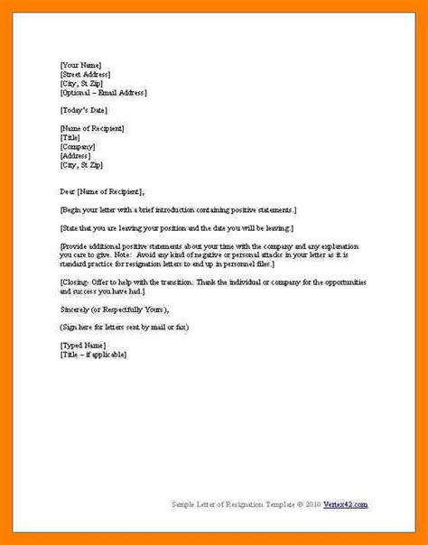 immediate resignation letter template jeppefm tk