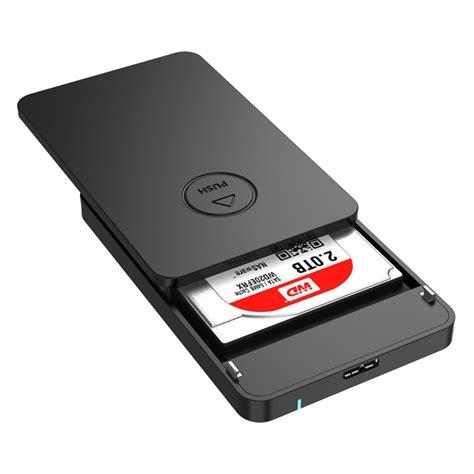 Orico 2569s3 Portable 2 5 Inch Sataiii To Usb3 0 Hd orico portable 2 5 inch sataiii usb3 0 external hdd enclosure