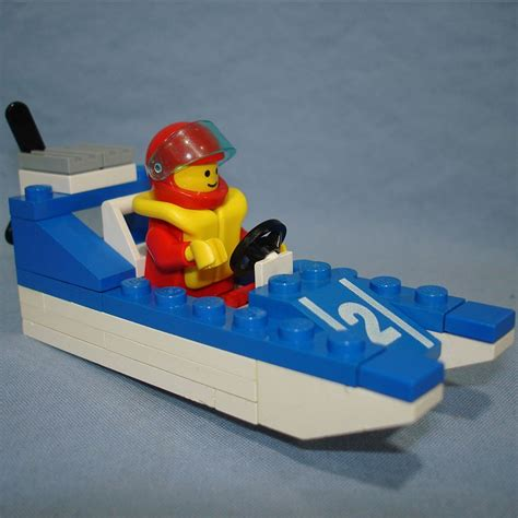 lego boat pieces for sale lego legoland wave racer speed boat vehicle minifig