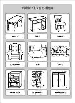 Bathroom Cupboard Crossword Useful Worksheets For Teaching Vocabulary For