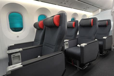 air canada today unveils its new boeing 787 cabins
