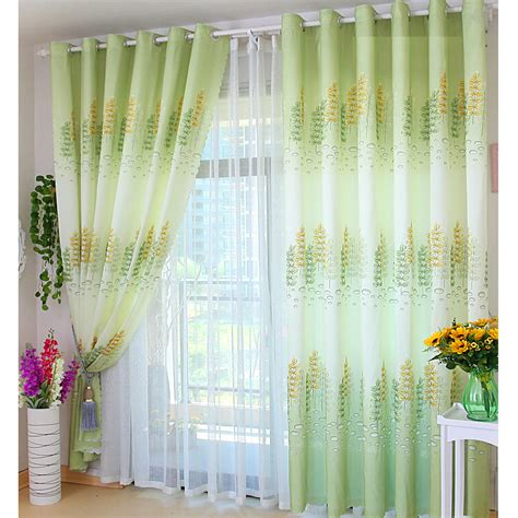leaf pattern valances exclusive bedroom design country style curtains country