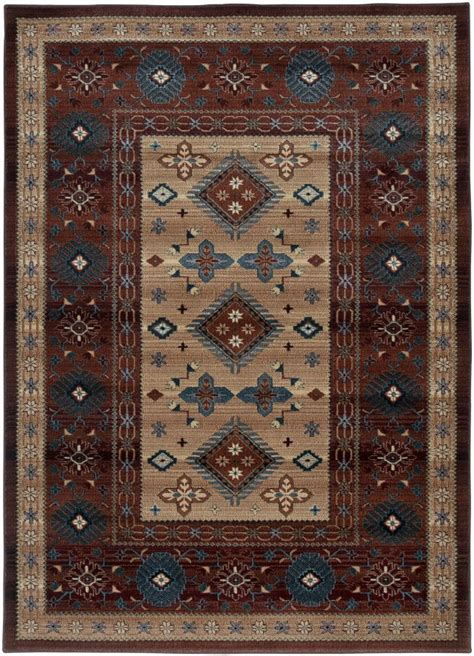 South Western Rugs by Southwestern Rizzy Rugs Bellevue Polypropylene