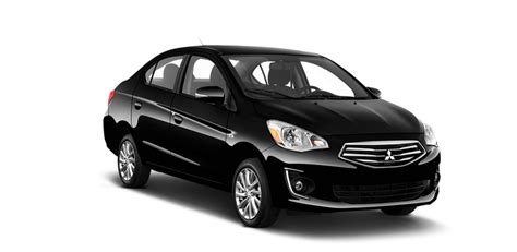 mitsubishi attrage black 2018 mitsubishi mirage g4 exterior color options