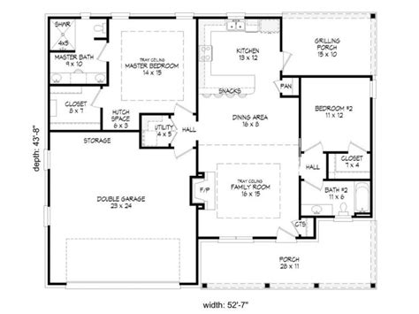 empty nester floor plans empty nester house plans 2 bedroom empty nester home