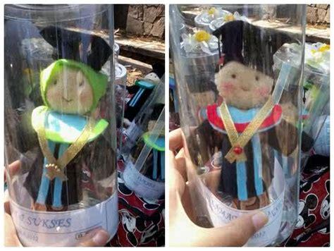 Boneka Wisuda Custom best seller aureldoll s