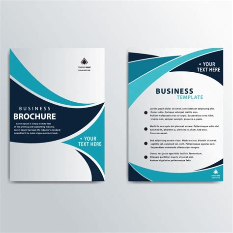 professional brochure templates free brochure template vectors photos and psd files free