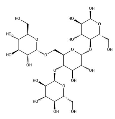 carbohydrates glycogen glycogen structure diagram www pixshark images