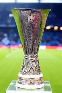 uefa europa league trophy european international clubs