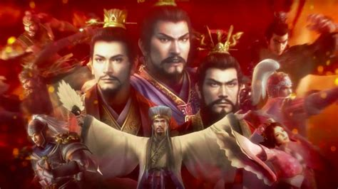 film seri three kingdom romance of the three kingdoms 13 videos movies trailers