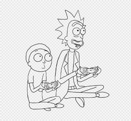 1 rick and morty coloring book books rick morty rick and morty amino