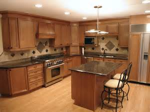 Kitchen Cabinets Cheap tan brown granite bathroom traditional with daltile bathroom