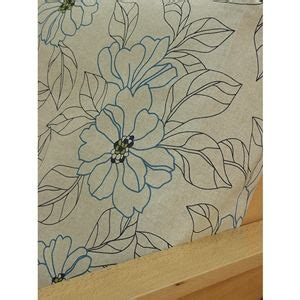 blue pattern futon covers tranquil linen futon cover offers large leaf pattern great