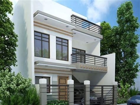 modern two story house plans middle class modern two story simple two story house plans modern two story house