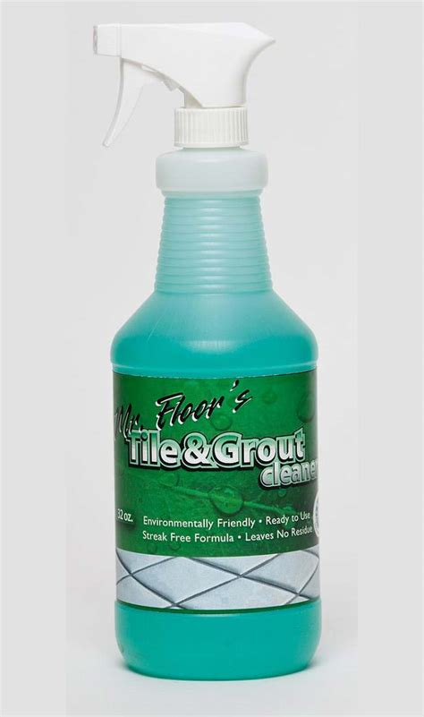 Grout Cleaning Products Tile Grout Cleaner Quart W Trigger