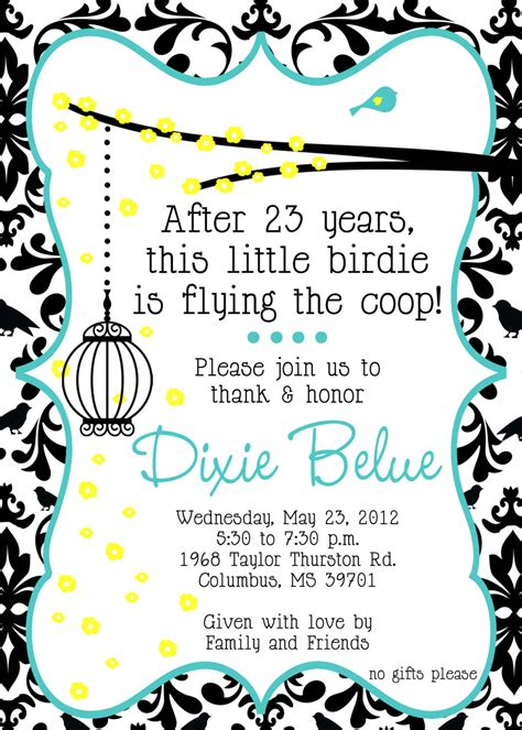 retirement party invitation theruntime com