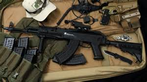 Didn t know about ak 47 the world s most reliable assault rifle