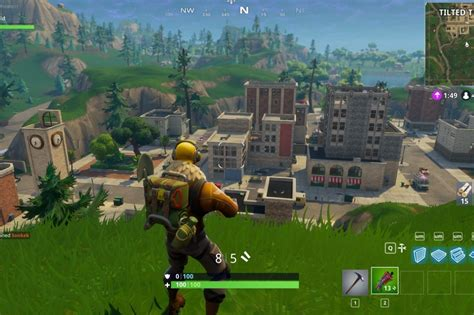 fortnite without building fortnite guide to new map locations and all gold chests
