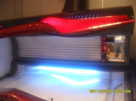 ergoline 600 tanning bed electrik avenue