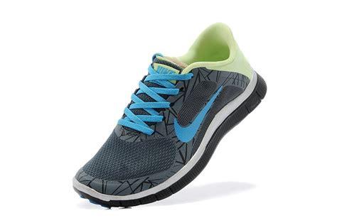 green nike running shoes for nike free 4 0 v3 gray mens dodger blue light