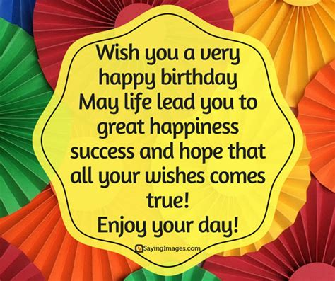 Happy Birthday Quotes To My Happy Birthday Quotes Messages Pictures Sms Images