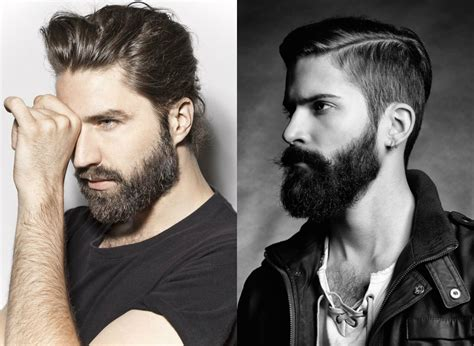 hairstyles and beards 2017 men s hairstyles beards trends 2017 hairstyles
