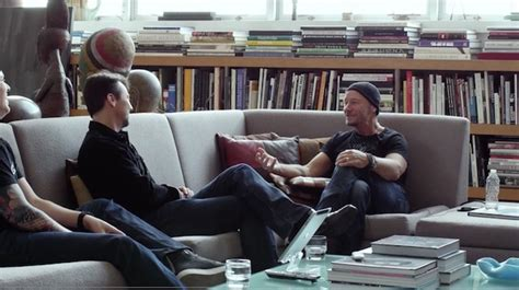 back couch interviews inspiration an hour long interview with renowned portrait
