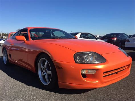 Used 1998 Toyota Supra Used 1998 Toyota Supra For Sale In Northumberland