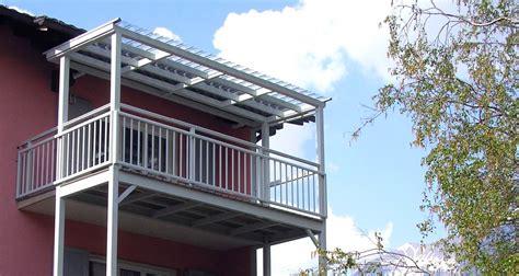Balkon überdachung Alu Bausatz by Vorstellbalkon Leeb Balkone Und Z 228 Une