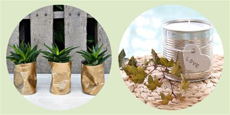 Idee Recup Boite De Conserve by Diy R 233 Cup Recycler Ses Boites De Conserves